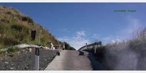 Steilstück bei Ascea