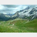 Tourmalet - Auffahrt z. Galibier  2.642 ü.NN