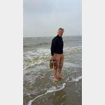 nasse Füße in Sankt Peter Ording