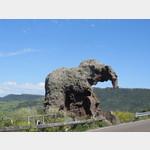 Roccia dell`Elefante