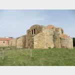 kleine Kirche in San Giovanni di Sinis