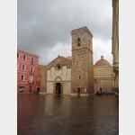Iglesias, Kathedrale Santa Chiara