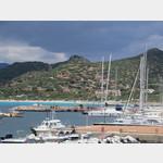 Hafen von Villasimus