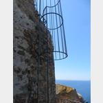 Aufstieg zum Torre S. Gemiliano