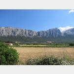 beeindruckende Berglandschaften