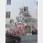 Murales (Wandbilder) in Orgosolo
