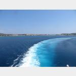 Abschied von Sardinien