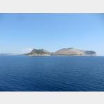 letzter Blick auf Sardinien