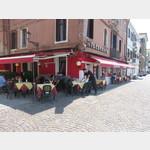 Hafenrestaurant in Chioggia