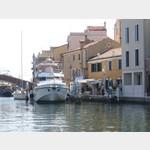 Kanal in Chioggia