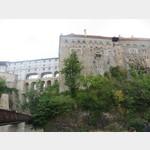 Schloss in Cresky Krumlov