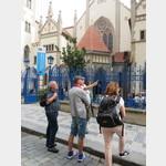 Synagoge in Prag