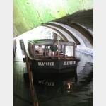 kleine Schiffstour auf der Moldau