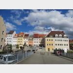 über die Brücke von Görlitz nach Polen