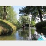 mit dem Boot durch den Spreewald