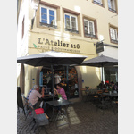 Bäckerei in Strassburg