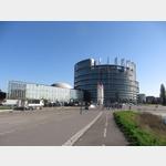 Europaparlament in Strassburg