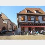 Gutes Restaurant in Bergheim im Elsass