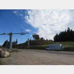 Skilift an der Station du Lac Blanc
