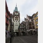 Stadttor in Freiburg