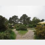 Gartenanlage der Kupferkanne in Kampen