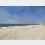 Strand Richtung Sansibar