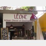 Super Eisdiele in Vaison la Romaine
