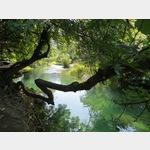 Sehr idyllisch, Nationalpark Krka