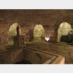 Krypta im Diokletianpalast