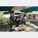 Markt in L´Isle sur Sorgue