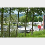Stellplatz und Hafen in Pont a Mousson