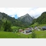 Alpenpanoram - beeindruckend schön