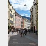 Stadtbummel durch Bruneck