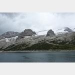 Eindrucksvolle Bergwelt... etwas unwirtlich