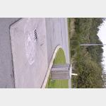 Entsorgungsstation für Grauwasser auf der Raststation Hjallerup Enge Ost an der E 39
