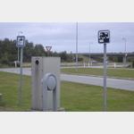 Hinweisschild zur Entsorgungsstation dieses Symbol wird auch auf den Einfahrttafeln zu den Rast .-und Tankanlagen angezeigt