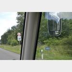 Noch viel zu wenig von diesen Zusatz Schildern zu sehen auf unseren Autobahnen.