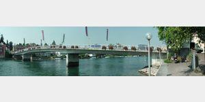 Stein am Rhein - Rheinbrücke