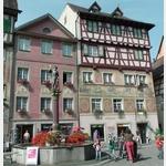 Stein am Rhein - bemalte Bürgerhäuser