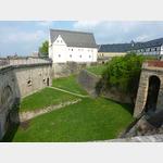 Festung Königstein innen