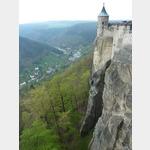 Aussicht von Festung Königstein