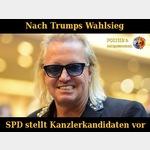 SPD Kanzlerkandidat