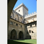 Avignon,  Palast der Päpste