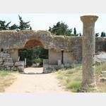 Spanien, Empuries, archäölogischer Park