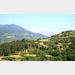 Aussicht vom Campingplatz Vall de Ribes