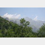 Fahrt mit der Cremallera von Ribes de Freser nach Nuria
