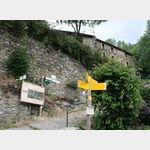 Hier, in Queralbs, beginnen viele der Wanderwege, u.a. nach Nuria.