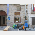 Pilgerherberge in Pamplona