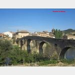 Pilgerbrücke in Puente la Reina