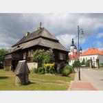 Polen Kloster Suprasl Augustow